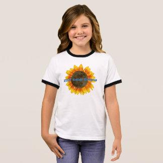 Sonnenfinsternis 2017 ringer T-Shirt