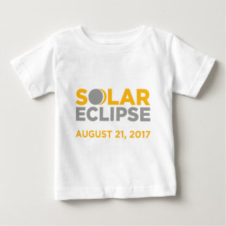 Sonnenfinsternis am 21. August 2017 Baby T-shirt