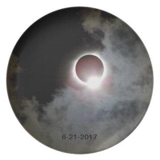 Sonnenfinsternis am 21. August 2017 Teller