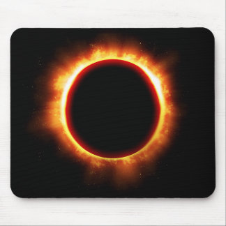 Sonnenfinsternis Mousepad