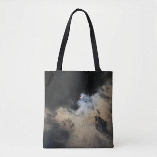 Sonnenfinsternis-Tasche Tasche