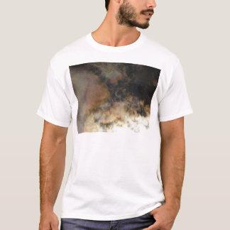 Sonnenfinsternis und Wolken T-Shirt
