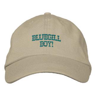 Sonnenfisch-Jungen-Gewohnheits-Kappe Bestickte Kappe