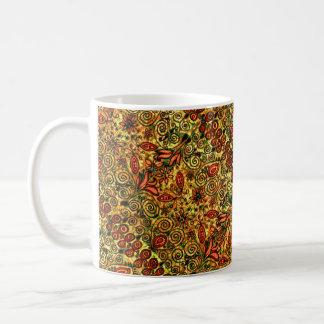 Sonnengetrocknete Tomate Kaffeetasse