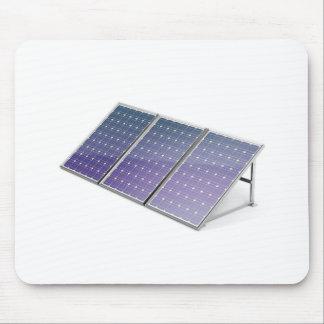 Sonnenkollektoren Mousepad