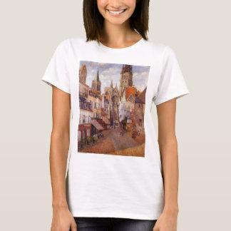Sonnenlicht, Nachmittag, La-Rue de L'Epicerie, T-Shirt