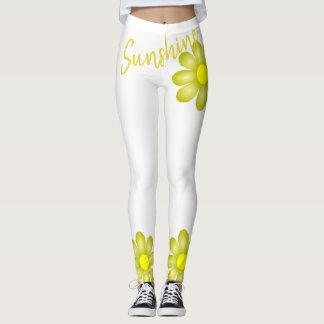 Sonnenschein-Gamaschen Leggings