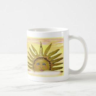 Sonnenschein in meinem Kaffee Tasse