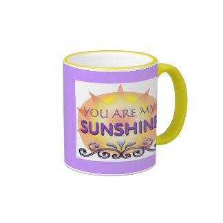 SONNENSCHEIN, (Sie sind meine) Kaffee Tassen