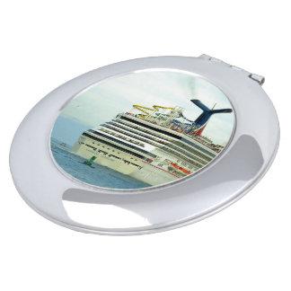 Sonnenschein-strenge quadratische Form Taschenspiegel