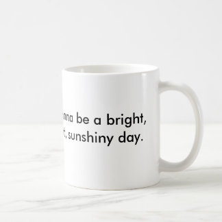 Sonnenschein-Tasse Tasse