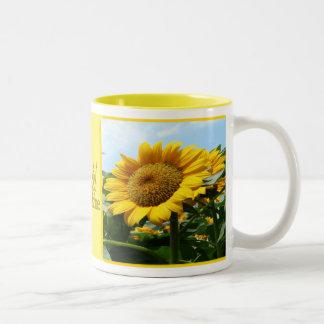 Sonnenschein Kaffee Tasse