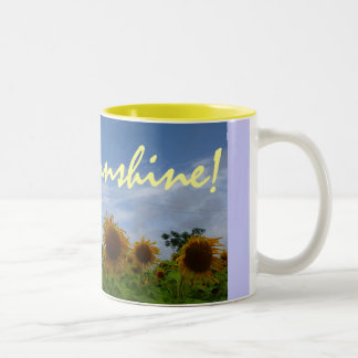 Sonnenschein Kaffee Tassen