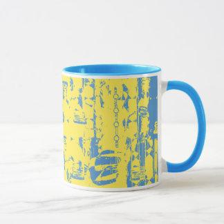 Sonnenschein-und Himmel-Tassen Tasse