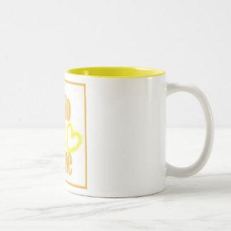 Sonnenschein Zweifarbige Tasse