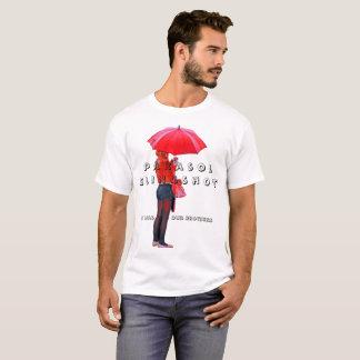 SonnenschirmSlingshot - er hat *** unsere Brüder T-Shirt