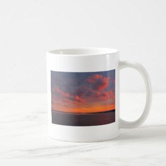 Sonnenuntergang 1 tee tassen