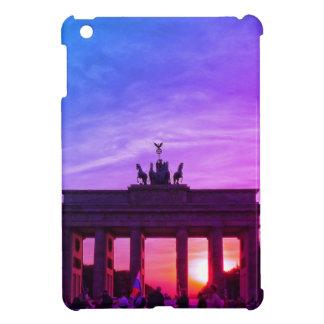Sonnenuntergang am Brandenburger Tor 001.2.F, iPad Mini Hülle