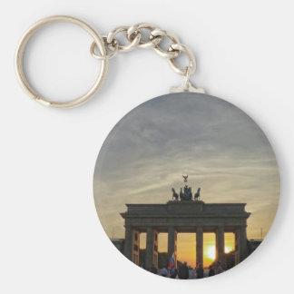 Sonnenuntergang am Brandenburger Tor, Berlin Schlüsselband
