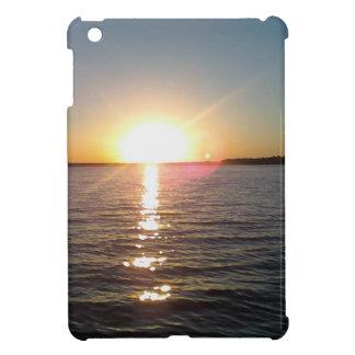 Sonnenuntergang auf dem Bayou iPad Mini Hülle