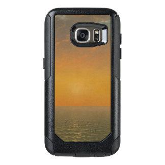 Sonnenuntergang auf dem Meer OtterBox Samsung Galaxy S7 Hülle