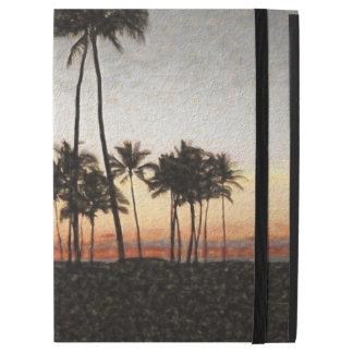 Sonnenuntergang auf der großen Insel