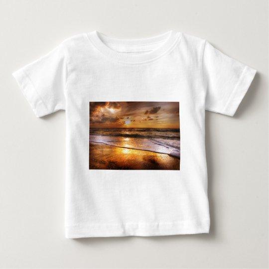 Sonnenuntergang Baby T-shirt