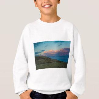 Sonnenuntergang beim großen Orme Sweatshirt