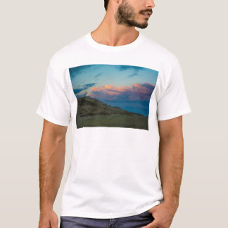 Sonnenuntergang beim großen Orme T-Shirt
