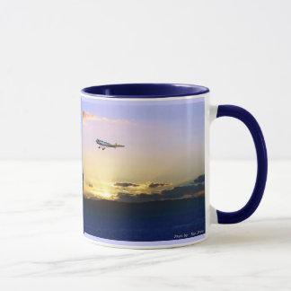Sonnenuntergang-Flug, Sonnenuntergang-Flug Tasse