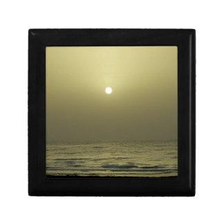 Sonnenuntergang Geschenkbox