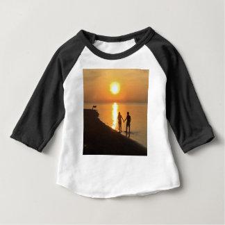 Sonnenuntergang in Bali Baby T-shirt
