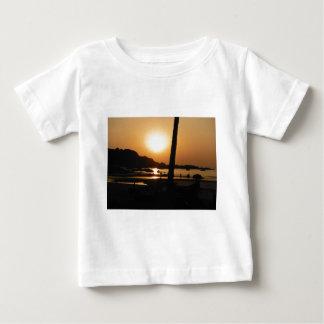 Sonnenuntergang in Goa Baby T-shirt