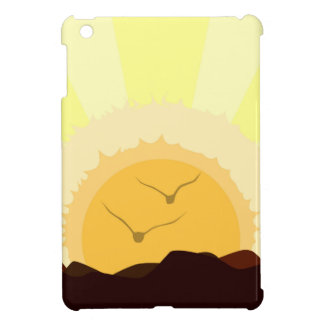 Sonnenuntergang iPad Mini Hülle