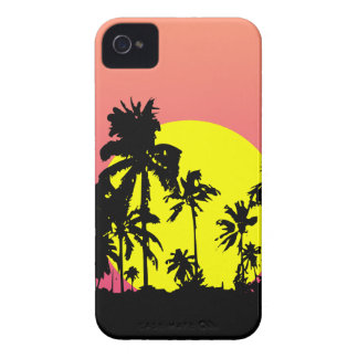 Sonnenuntergang iPhone 4 Case-Mate Hülle