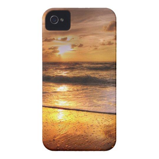 Sonnenuntergang iPhone 4 Hüllen