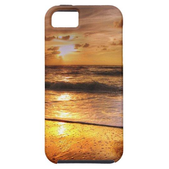 Sonnenuntergang iPhone 5 Schutzhüllen