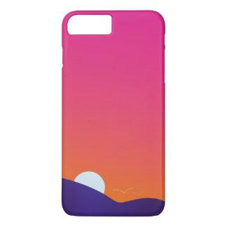 Sonnenuntergang iPhone 8 Plus/7 Plus Hülle