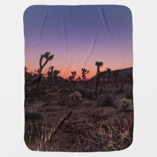 Sonnenuntergang-Joshua-Baum-Nationalpark Puckdecke