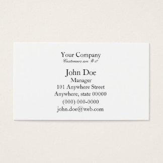 Sonnenuntergang-kundengerechte Visitenkarte