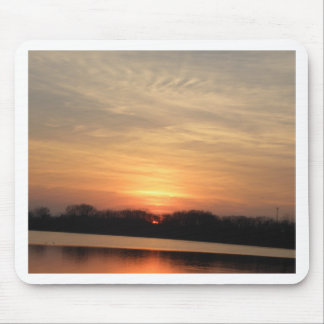 Sonnenuntergang Mauspad