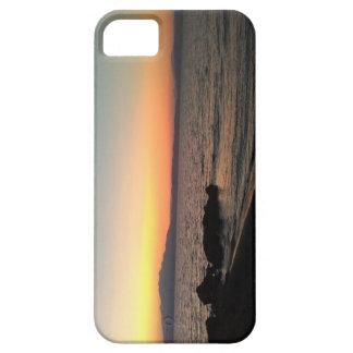Sonnenuntergang-MeeriPhone Se + iPhone 5/5S, kaum iPhone 5 Schutzhülle