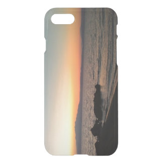 Sonnenuntergang-Meerkundenspezifischer iPhone 7 iPhone 8/7 Hülle