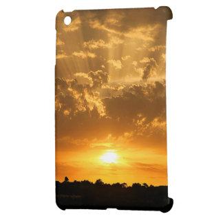 Sonnenuntergang Miniipad Fall iPad Mini Hüllen
