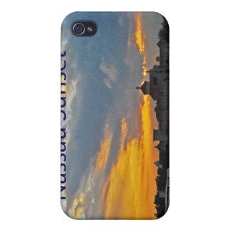 Sonnenuntergang, Nassau Bahamas Hülle Fürs iPhone 4