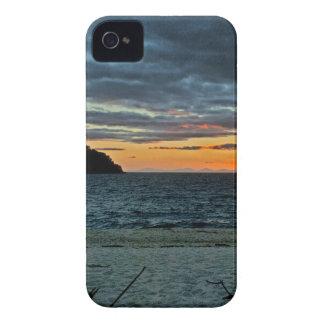 Sonnenuntergang Neuseelands Abel Tasman iPhone 4 Case-Mate Hüllen