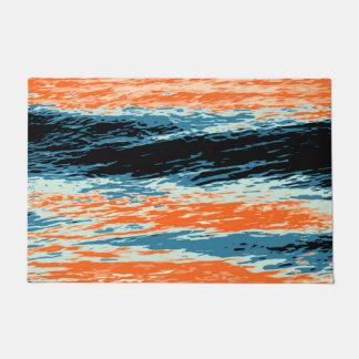 Sonnenuntergang/Ozean/Welle/Meer Türmatte