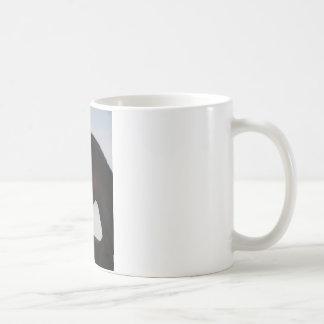 Sonnenuntergang-PferdeTasse Kaffeetasse