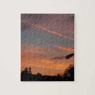 Sonnenuntergang Puzzle