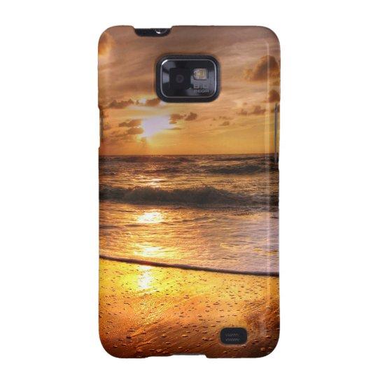 Sonnenuntergang Samsung Galaxy S2 Hüllen